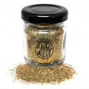 Cosmetic Gliltter 100% Biodegradable GOLD CHUNCKY MIX