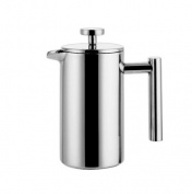 350ML Stainless Steel Insulated Coffee Tea Maker French Press Percolators With Filter Double Wall Delicate Coffee Maker