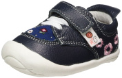 Rose & Chocolat Baby Boys' Trainers Navy Babyshoes and Slippers 3 UK