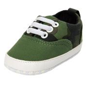 huichang Unisex Baby Frenulum Canvas Shoes Sneaker Anti-slip Shoes