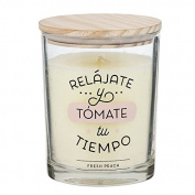 Aromatic Candle Relajate L