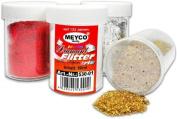 Sequins / Glitter 80 ml in Shaker Silver Glitz / Shimmer