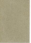 3 x A4 Sheet CHAMPAGNE GOLD glitter card - 250gsm
