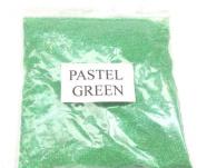 100G PASTEL GREEN GLITTER NAIL ART CRAFT FLORISTRY WINE GLASS