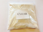 100G CLEAR GLITTER ULTRA FINE WINE GLASS ART AND CRAFT NAIL ART SCRAPBOOKING NON TOXIC