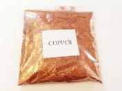 100G METALLIC COPPER GLITTER ULTRA FINE WINE GLASS ART AND CRAFT NAIL ART SCRAPBOOKING NON TOXIC