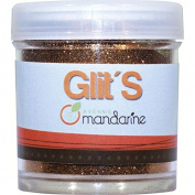 Avenue Mandarine 45 g Glitter, Orange