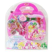 Smile Precure glitter stationery set