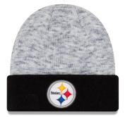 "Pittsburgh Steelers New Era NFL ""Chiller Tone"" Cuffed Knit Hat"