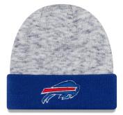 "Buffalo Bills New Era NFL ""Chiller Tone"" Cuffed Knit Hat"