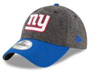 "New York Giants New Era NFL 9Twenty ""Tweed Turn"" Adjustable Hat"