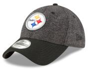 "Pittsburgh Steelers New Era NFL 9Twenty ""Tweed Turn"" Adjustable Hat"