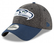 """Seattle Seahawks New Era NFL 9Twenty """"Tweed Turn"""" Adjustable Hat"""