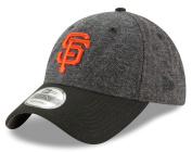 """San Francisco Giants New Era MLB 9Twenty """"Tweed Turn"""" Adjustable Hat"""