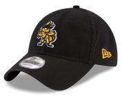 "Salt Lake City Bees New Era 9Twenty MILB ""Black Core Classic"" Adjustable Hat"