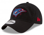 "Clearwater Threshers New Era 9Twenty MILB ""Black Core Classic"" Adjustable Hat"