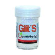 Avenue Mandarine 14 g Glitter, White