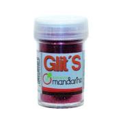 Avenue Mandarine 14 g Glitter, Red