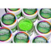 Sparkle Range Stardust Lime Non-Toxic Glitter