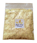Gold Leaf Flakes - 1 Gramme