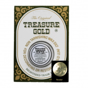 Treasure Gold Metallic Gilding Wax 25g - Pewter