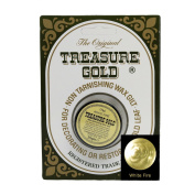 Treasure Gold Metallic Gilding Wax 25g - White Fire