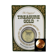 Treasure Gold Metallic Gilding Wax 25g - Copper