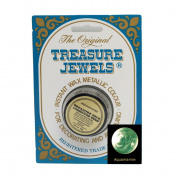 Treasure Jewels Metallic Gilding Wax 25g - Aquamarine