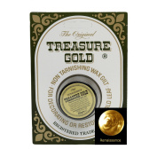 Treasure Gold Metallic Gilding Wax 25g - Renaissance Gold