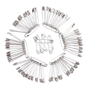300PCS Safety Pins Size 2 Sewing Pins for Quilting and Knitting, 38mm