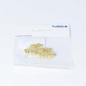 Habico Brass Safety Pins