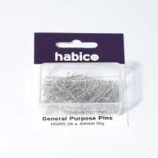 Habico General Purpose Pins 26 x 0.65mm