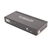 Mach Power nw-hs401 N HDMI Switch v1.4, FullHD, 10cm /1 Out, 3d