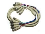 5BNC RGB to 5BNC RGB Video Cable - 1.8m [Electronics]