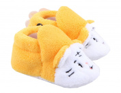 Smile YKK Baby Cute Cartoon First Walkers Slippers Warm Boots Prewalker