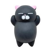 HUHU833 Cute Mochi Squishy Cat Squeeze Healing Funny Kids Kawaii Toys