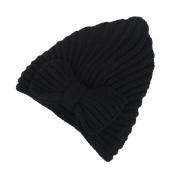 Webla Women Ladies Bowknot Knitting Winter Keep Warm Stretch Hat