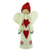 Nordic Angel Christmas Tree Topper by Christmas Direct