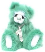Kaycee Bears Tourmaline Limited Edition Teddy Bear