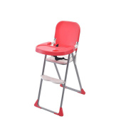 WANG Children 's Chairs Multi - Functional Foldable Portable Baby To Eat 44 * 64 * 96cm,Nothollowbackpowder