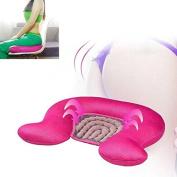 PhilMat Polyester Fibre Anion Energy Ball Beautify Hip Cushion Breathable Sofa Office Massage Cushion