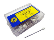 Plastic Headed Pins White Osborne No.193 - 60mm