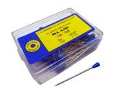 Plastic Headed Pins Blue Osborne No.193 - 60mm