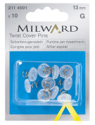 Milward 13 mm Assorted Twist Cover Pins