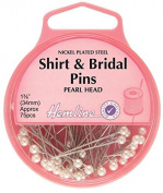 Hemline: Shirt and Bridal Pins