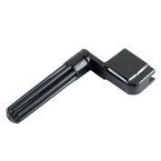 ivebetter Black Guitar String Winder Peg Bridge Pin Tool