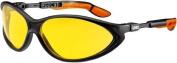 UVEX Goggles cybric amber