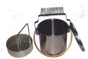 Pinselwaschbehälter & Holder Stainless Steel