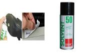 Solvent Super 50 Etikettenlöser mit Dosierbürste, 200 ml Dose