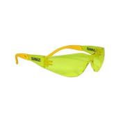 DeWalt DPG54-4D Protector Yellow L/e Glasses